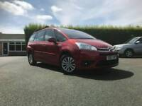 2007 CITROËN C4 GRAND PICASSO 1.8 VTR+ 7 SEATER