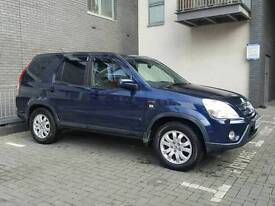 1 Lady Owner from new Automatic Honda CRV Full Service History Excellent condition