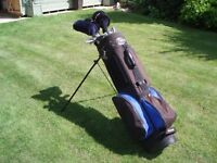 GENTS RAM GOLF CLUBS
