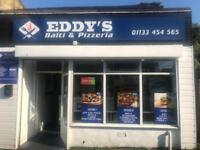 TAKEAWAY BUSINESS FOR SALE - PIZZA, CURRY, KEBABS, BURGERS