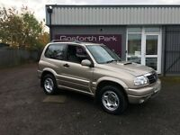 Suzuki Grand Vitara 2.0 TD SE (55reg) *4x4 *Diesel *Part Exchange Welcome