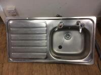 Kitchen sink stainless steel