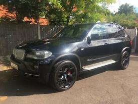 Stunning Black BMW X5 E70 SE Petrol Low Mileage HPI Clear 4.8 not Diesel