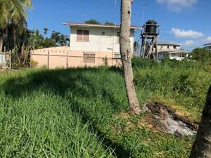 Land for sale in Georgetown.