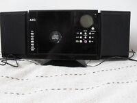 AEG Midi Hi Fi System