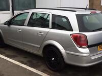 Vauxhall Astra estate 1.7cdti 2005 may swap