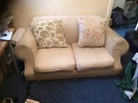 Second hand two-seater Sofa