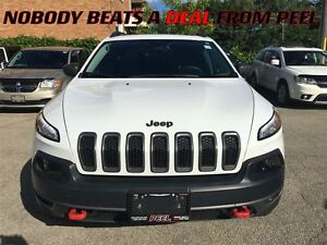 2015 Jeep Cherokee Trailhawk**PANORAMIC ROOF**GPS**