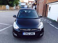 2012 HYUNDAI I10 1.2 5DR SERVICE HISTORY ONLY 34000 MILEAGE