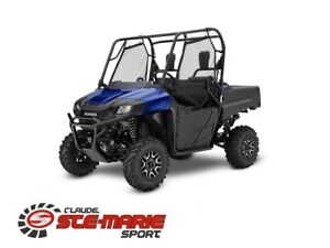 2017 Honda SXS700M2DH Pioneer Deluxe 2 PASSAGERS