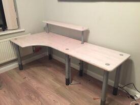 Flexa combination desk