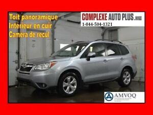 2014 Subaru Forester 2.5i Limited *Cuir,Toit pano.
