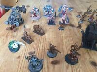 Warhammer skaven army