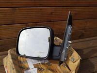 Vw caddy wing mirror