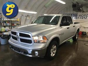 2016 Ram 1500 OUTDOORSMAN CREWCAB****PAY $121.47 WEEKLY ZERO DOW