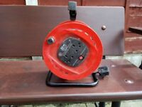 extension reel 25mtrs.