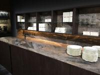 Best Arabescato Orobico Marble Kitchen Worktop in London