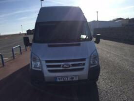 2007 FORD TRANSIT 140 T350L 6 SPEED