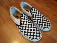Vans Checkerboard Slip-On - Size 11 (Retail £44.99)