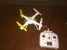 ultra drone new in box NOW WITH SPARE DRONE PARTS