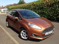 Ford Fiesta 1.6 Zetec 3dr, AUTOMATIC, ONE OWNER, IMMACULATE