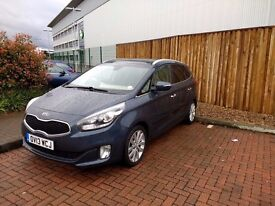 KIA CARENS 2013 DIESEL 7 LEATHER SEATER MPV