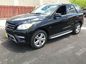 2012 Mercedes-Benz M-Class ML350 BlueTEC, Automatic, Navigation.