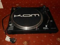 Citronic PD-1 mk3 turntable