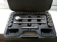 "1/2"" Ratchet set"