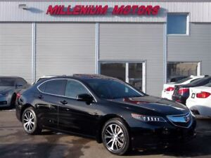 2015 Acura TLX PREMIUM / LEATHER / SUNROOF / BACK-UP CAM