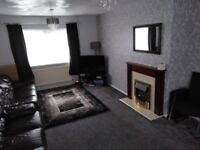 2 bed LCC house SWAP for a 1-2 bed ground flat/house in Syston or Thurmaston ONLY