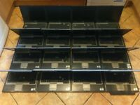 11 x Dell latitude d620 laptops spares or repair
