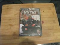 Team Canada Skills of Gold Vol 2- Hockey Training DVD 4-Set