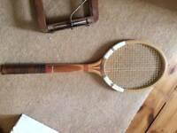 Dunlop Maxply vintage tennis racquet