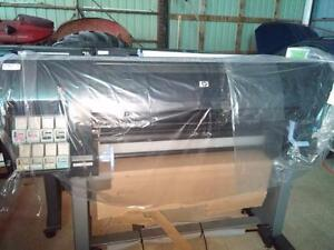 "HP DesignJet 42"" Z6100PS Large Format Inkjet Printer PLOTTER parts MACHINE"