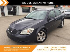2009 Pontiac G5 SE EASY TO PARK! AUX! GREAT ON FUEL!