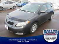 2010 Toyota Corolla CE, Auto Air, 67 Kms, Trade-In