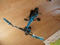 "Rocker Davy Jones Irok- chunky mini versions of 20"" BMX bikes"