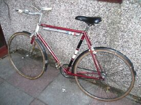 1967 Raleigh Rapide Bicycle