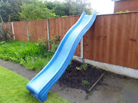 Garden Slide - Suits ~5ft Platform