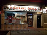 Beautifull, fast food restaurant, with the busiest location for SALE!!