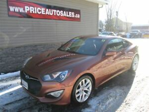 2013 Hyundai Genesis HEATED LEATHER-NAVIGATION-SUNROOF-REMOTE ST
