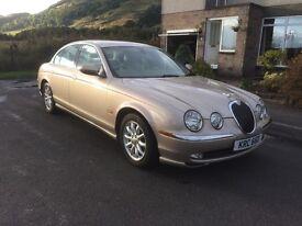 Gorgeous Jaguar S type 2003