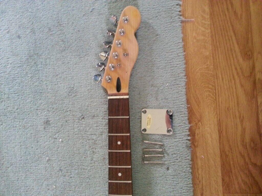 Telecaster Parts Neck Wiring Loom Harness Controls Pots Pick Electric Guitar Ups