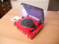 Record player, 3 speed
