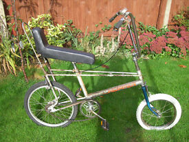 1970,S RALEIGH CHOPPER MKII ONE OF MANY QUALITY BICYCLES FOR SALE