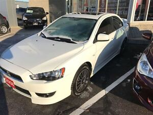 2008 Mitsubishi Lancer GTS Sunroof, Manual Transmission!!
