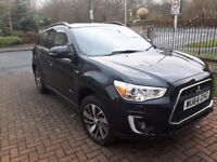 Mitsubishi ASX 2.2 4 5dr Auto 4WD immaculate top of the range. Full service history.