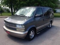 2002 Chevrolet ASTRO LT LEATHER - AWD