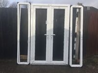 Brand New French Door & Sidelights fully Glazed